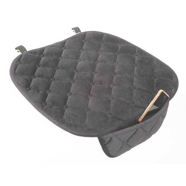 Quilted Car Seat Cushions