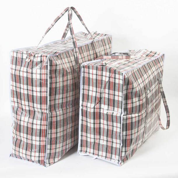 Strong Multi-Purpose Zip Bags