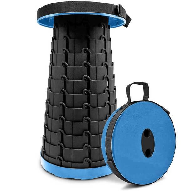 Genie Folding Stool - Blue