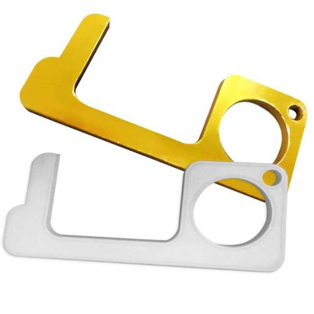 Hands-Off Tool (Pack of 2 - 1xSilver, 1xGold)