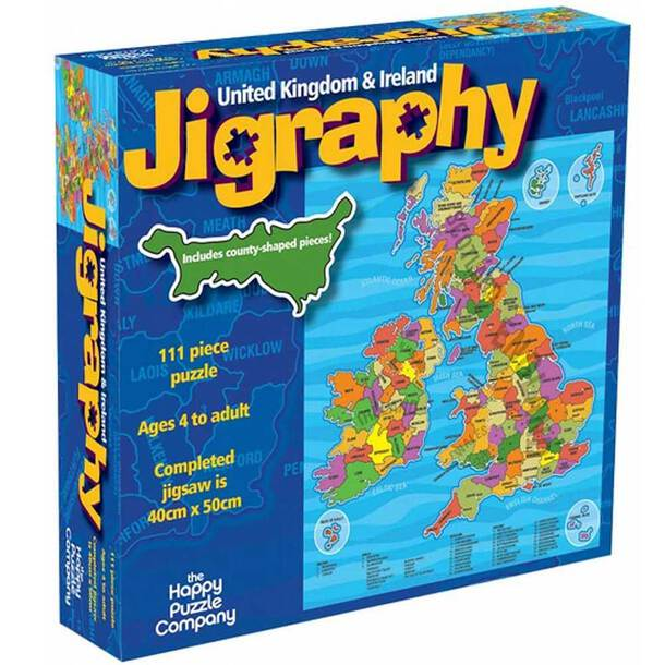 Jigraphy - UK & Ireland
