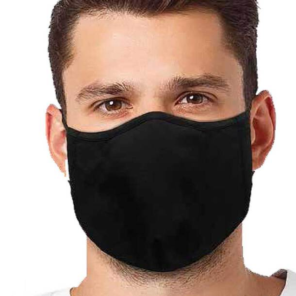 3-Way Protection Antibacterial Mask (Pack of 3)