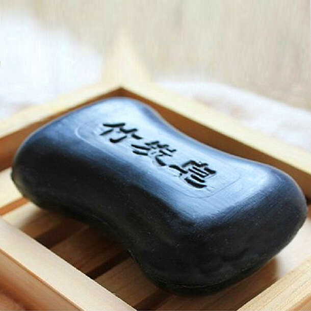 Charcoal Soaps (Pack of 3)