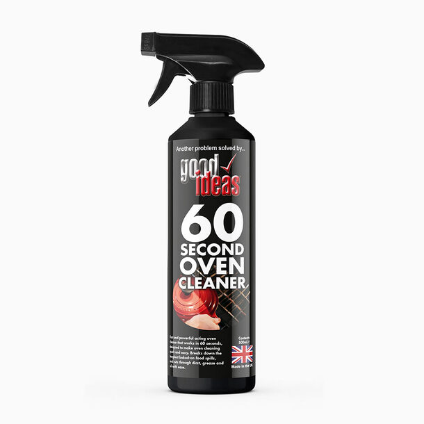Good Ideas - 60 Second Oven Cleaner
