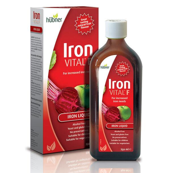 Iron Vital Liquid 250ml