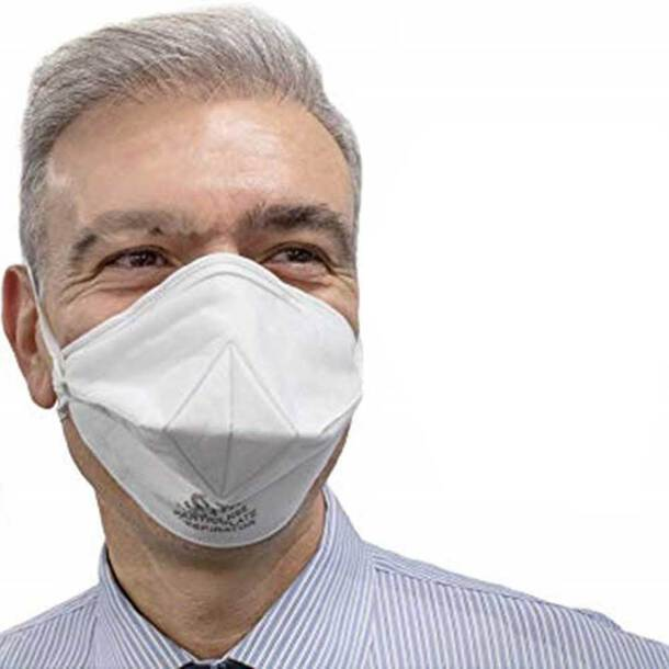 FFP2 Respirators (Pack of 9)