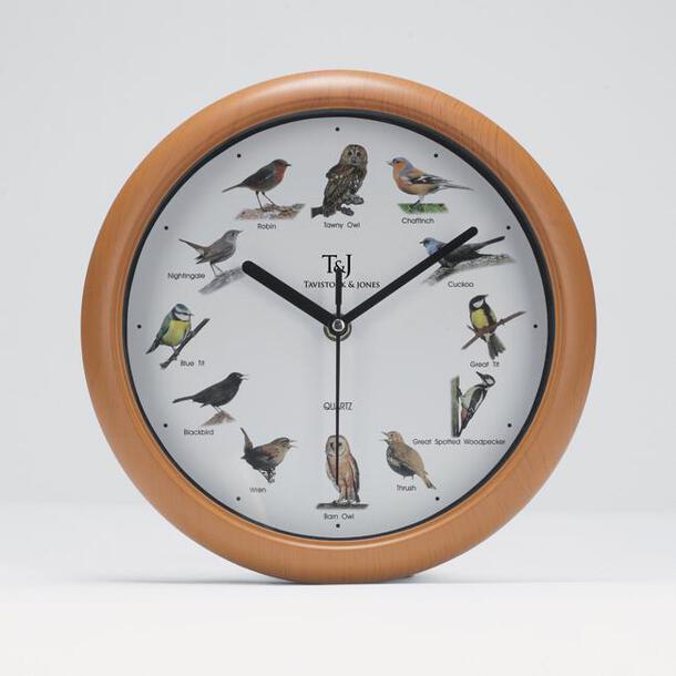 British Bird Song Clock