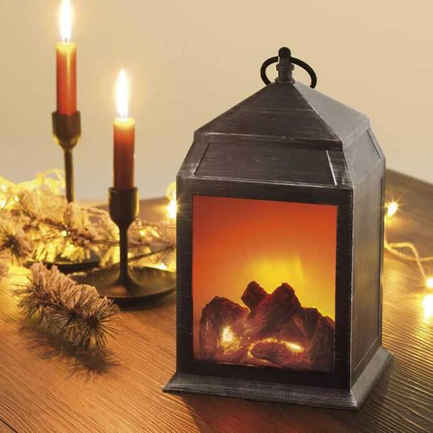 Dancing Flame Lantern