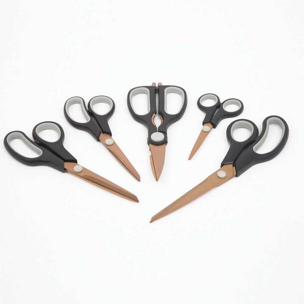 Titanium Scissors (5-piece Set)