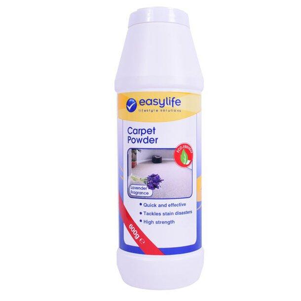 Dry Clean Carpet Powder