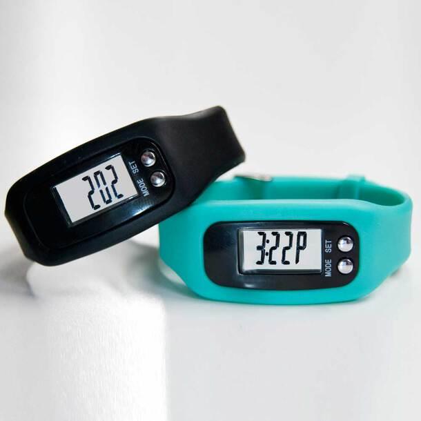 Fitness Tracker Digital Watch +1 FREE