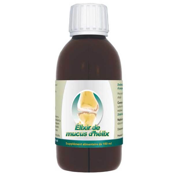 Snail Elixir Miracle (100ml)