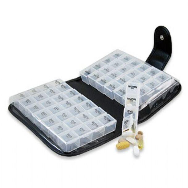 Fortnight Pill Organiser Wallet