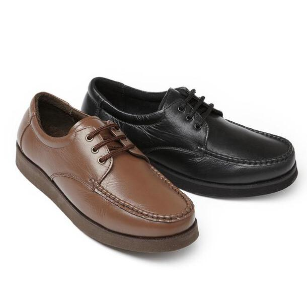 Leather Featherweight Shoes (Pair) - Lac