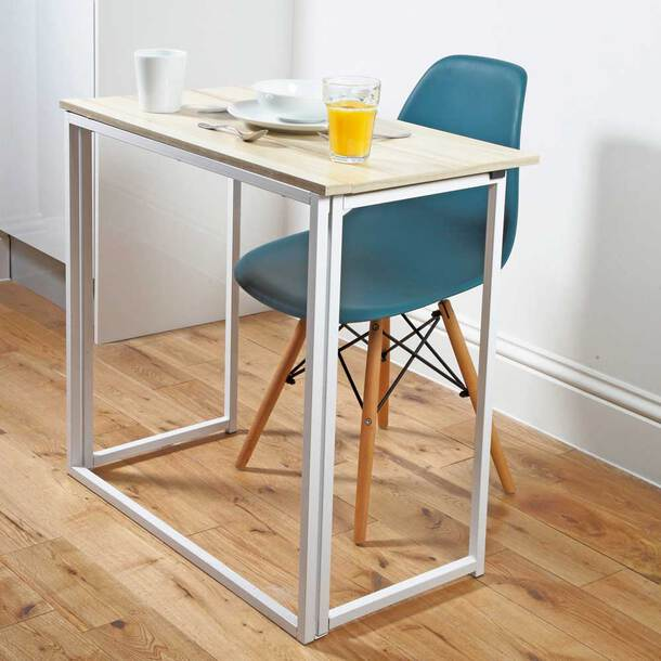 Compact Folding Utility Table
