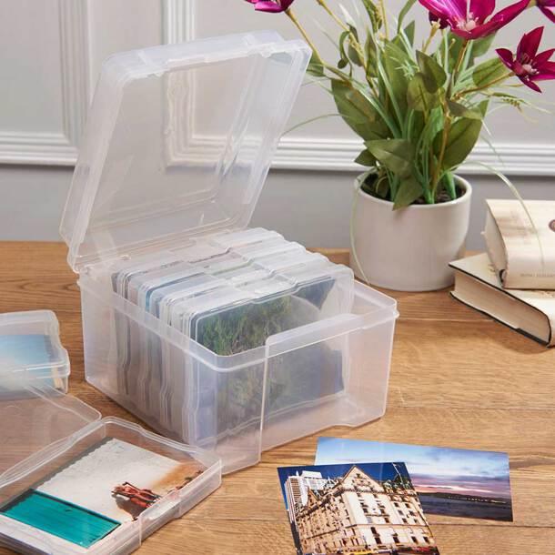 600 Photo Storage Box Set