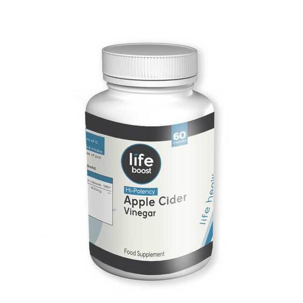 High Strength Apple Cider Vinegar (60 Capsules)