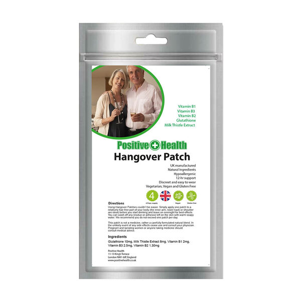 Hangover Patch (Pack of 4)
