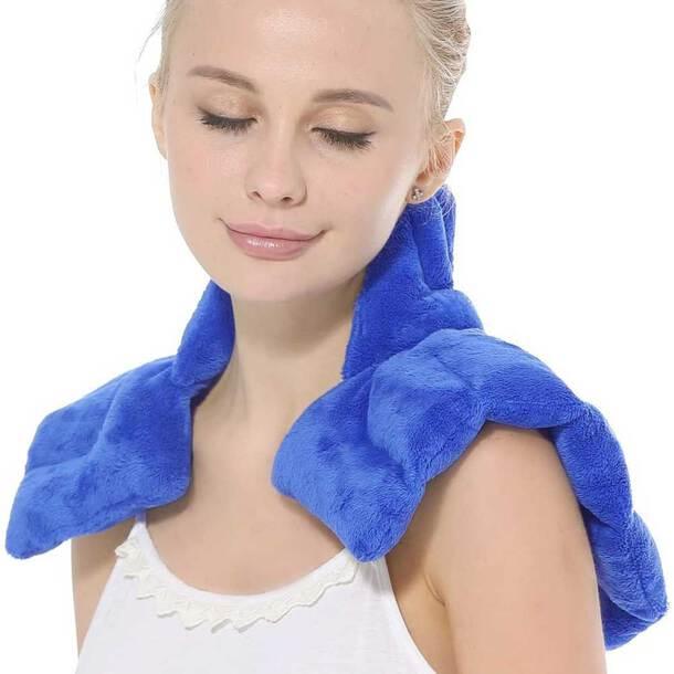 Microwavable Neck & Shoulder Heat Wrap