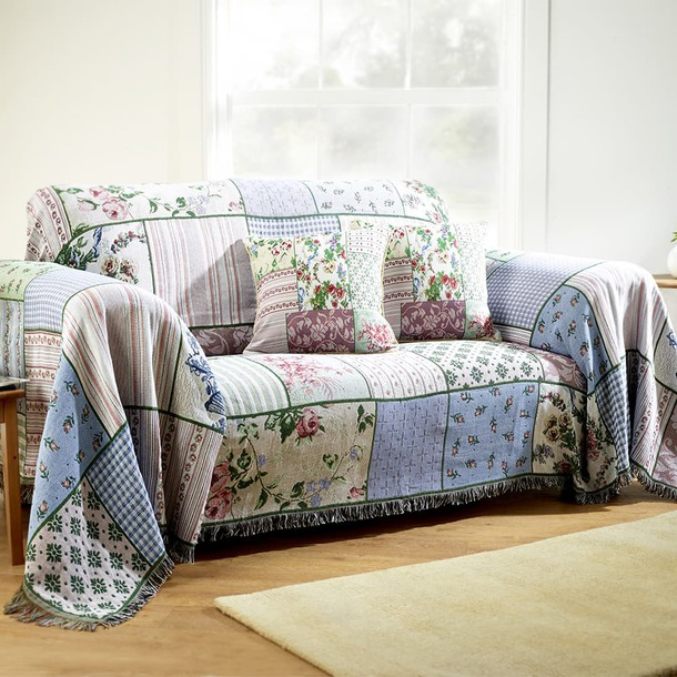 Traditional Tapestry Furniture Covers
