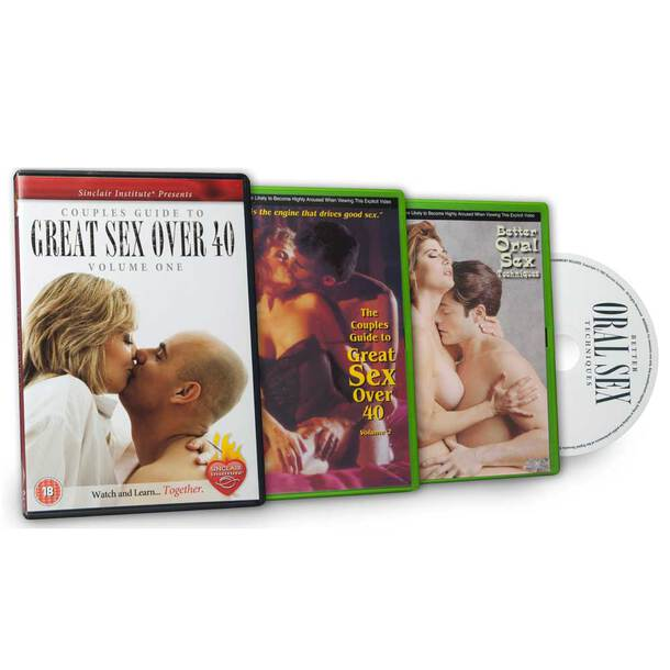 Sex for the Over 40's DVDs